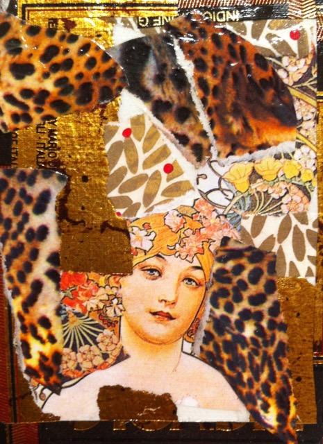 Wild 3'' x 4'' Collage