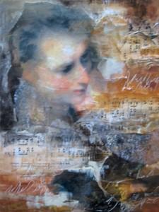 """""""Prima Donna"""" Collage"""